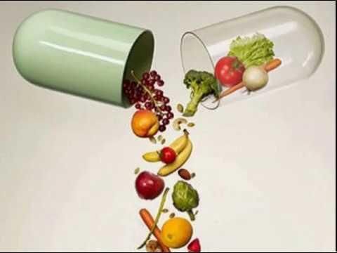 ολιστική διατροφή - αποτοξίνωση